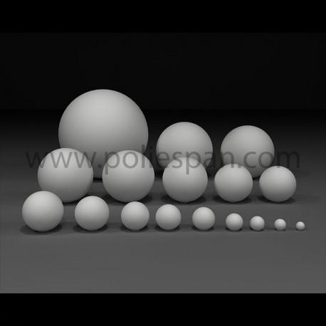 Bola maciza densidad alta