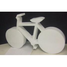 BIcicleta 30x5cm Poliespan Densidad Baja