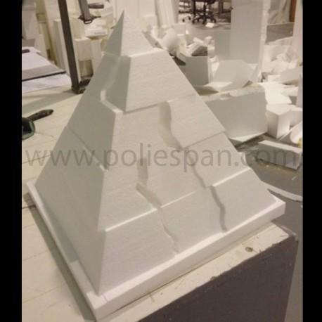Puzzle piramide