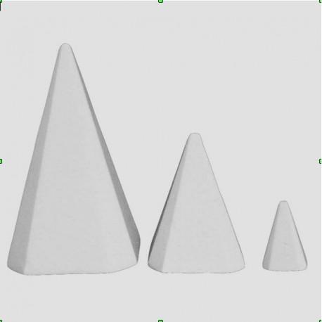 Pirámide poliespan
