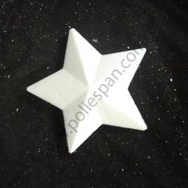 Estrella punta afilada