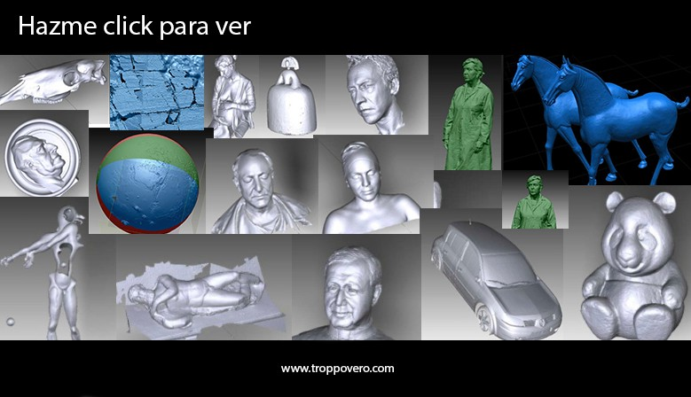 scan, digitalizaciones, escaneo 3d